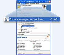 Mensagens instantâneas