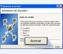 Dados do servidor