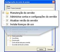Manutenção do servidor