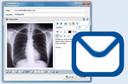 Como as informações da iNote enviada são exibidas no email?